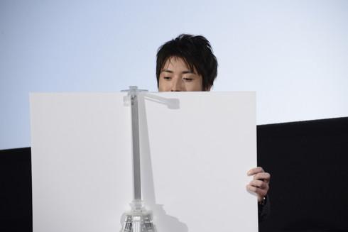 「僕だけがいない街」藤原さんがポスターを手書きで再現