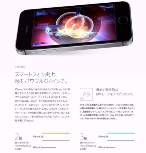 「iPhone SE」各社取り扱い