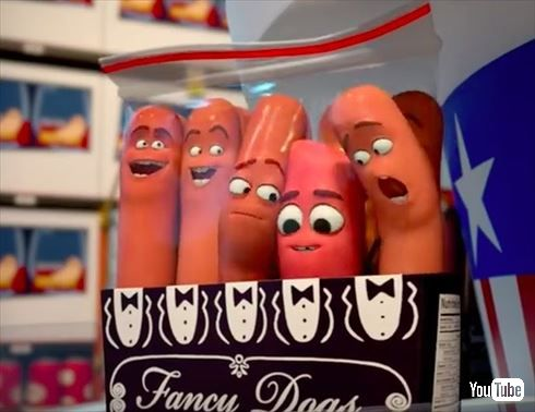 Sausage Party予告