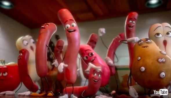 Sausage Party予告