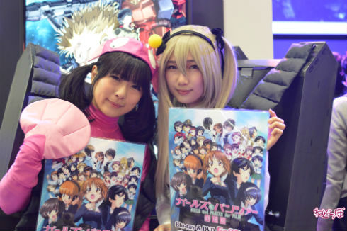 「AnimeJapan 2016」ガールズ&パンツァー