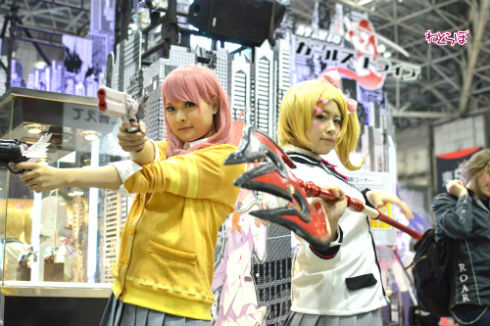 「AnimeJapan 2016」ガールズトライブ