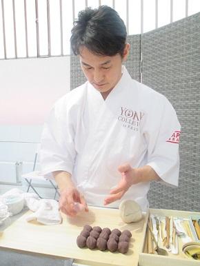 「巌邑堂」内田弘守代表取締役社長