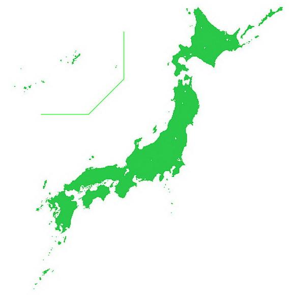 北海道はでっかい