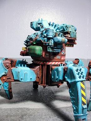 多脚機関戦車トーマス
