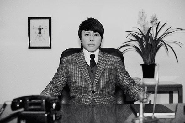 突風株式会社の社長はもちろん西川貴教さん