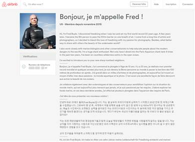 Fred Buyleさん