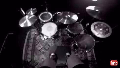 バック宙ドラム