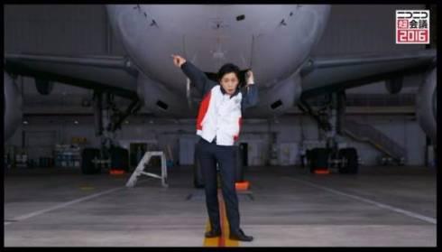 JALの踊ってみた