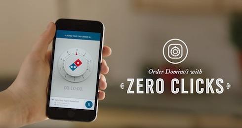 ピザ注文アプリはここまで進化した
