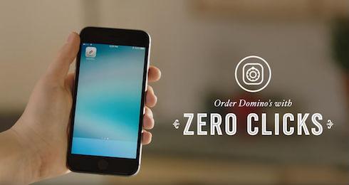 とくに変わったところのないZero Clickアプリ