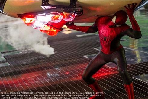 スパイダーマン祭り告知ツイート