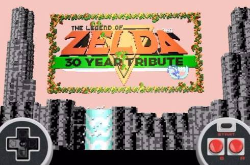 Zelda30Tribute