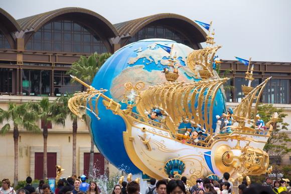 ディズニーシー15周年イベント