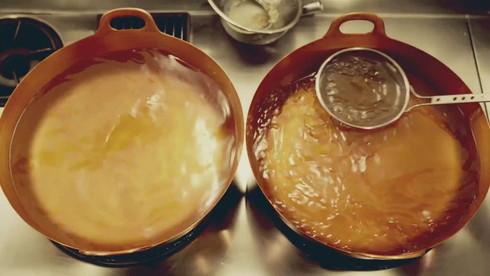 「TONE-CUTS GROOVE PROJECT」鍋の2枚使い