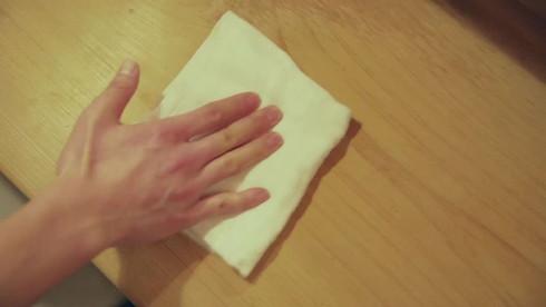 「TONE-CUTS GROOVE PROJECT」スクラッチ(ふきん)