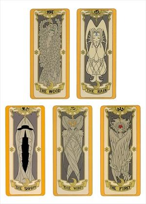 封印の杖&クロウカード