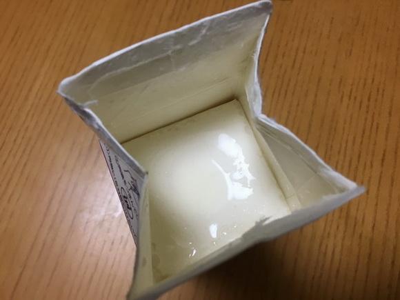 牛乳パックデザート