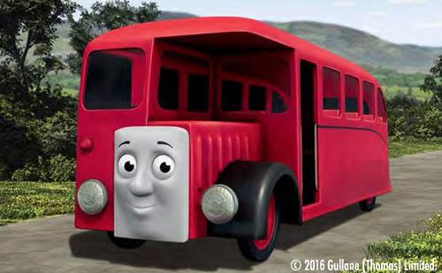 バスのバーティー