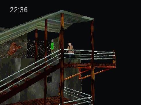 インディーゲーム「Back in 1995」
