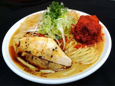 辛口ガチ味噌肉ソバ〜HK(ホンマに辛い)アブノーマルクライシスver〜