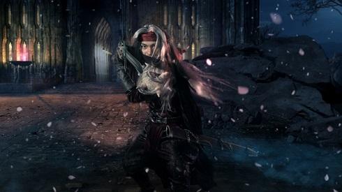 襲いかかる魔剣士ピサロ
