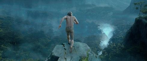 「ターザン:REBORN」ジャングルへ