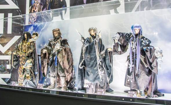 AnimeJapan 2016での展示