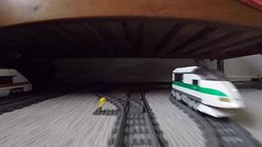 レゴの車窓から