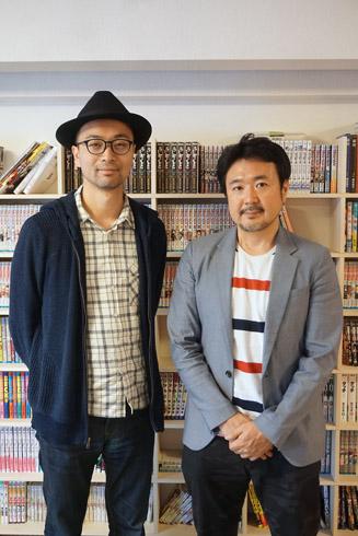打越鋼太郎・加藤隆生インタビュー