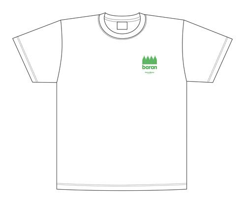 バランTシャツ