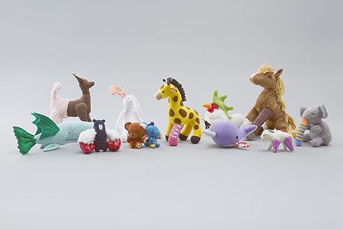 おもちゃの移植プロジェクト