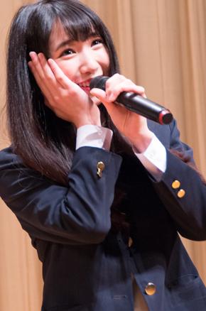 「燐寸少女」上野優華