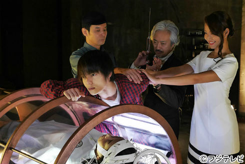 窪田正孝さん主演の「夢みる機械」