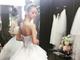 ウエディングドレス姿のダレノガレ明美にファン騒然 「結婚しちゃうの?!」「手塩にかけた娘がいよいよ」