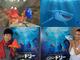 「ファインディング・ドリー」新キャストに上川隆也と中村アン 7本足のタコ&泳ぎが苦手なジンベイザメ役に