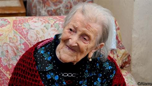 エマさん、世界最高齢社に認定