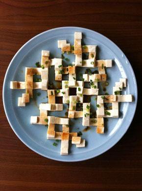 豆腐アート2