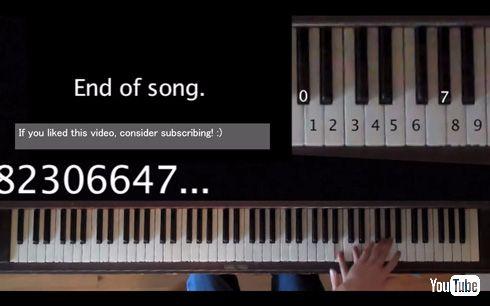 円周率の歌