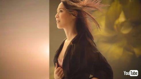 「FLORALE by Triumph」 × 松田聖子