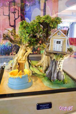東京ディズニーセレブレーションホテル:ウィッシュ 柱