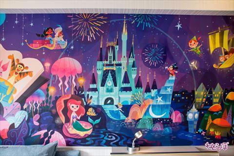 東京ディズニーセレブレーションホテル:ウィッシュ 壁紙