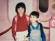 山田親太朗、姉・優との幼かわいい2ショットを公開 「昔は、めちゃケンカしてた」