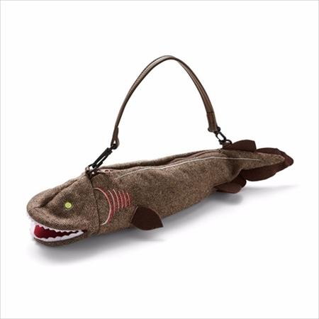 深海魚ポーチ