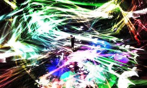 森美術館宇宙と芸術展