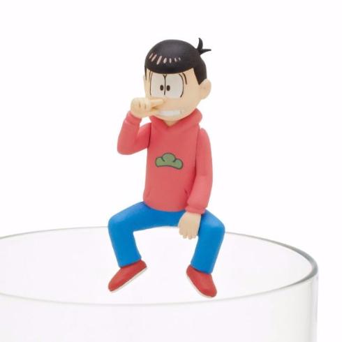 PUTITTOおそ松さんコップのフチ子
