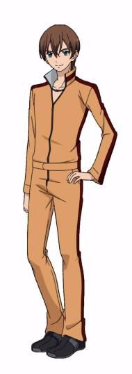 明智小五郎に憧れ少年探偵団に参加している花崎健介