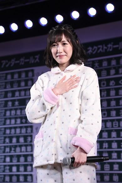「AKB48 45thシングル選抜総選挙」渡辺麻友