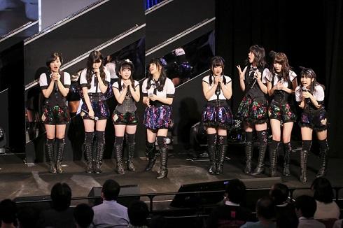 「AKB48 45thシングル選抜総選挙」HKT48劇場