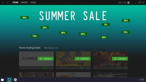Steamサマーセールゲーム